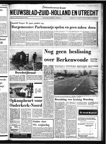Schoonhovensche Courant 1977-01-12