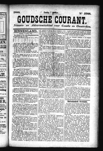 Goudsche Courant 1888-10-07