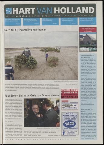 Hart van Holland - Editie Zuidplas 2012-01-11