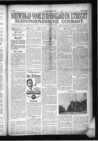 Schoonhovensche Courant 1928-12-28