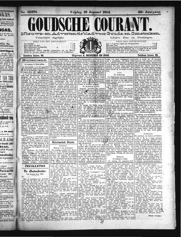 Goudsche Courant 1914-01-16