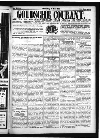 Goudsche Courant 1933-05-15
