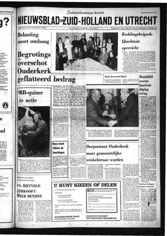 Schoonhovensche Courant 1973-12-19