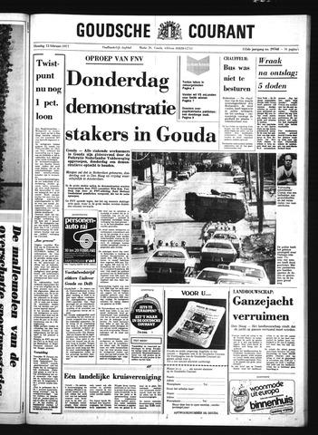 Goudsche Courant 1977-02-15
