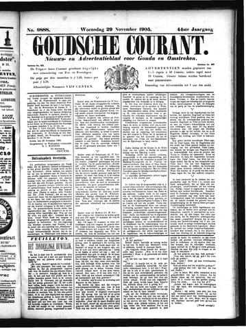 Goudsche Courant 1905-11-29