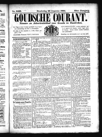 Goudsche Courant 1894-08-23