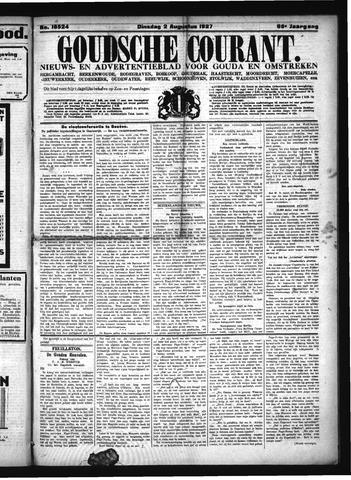 Goudsche Courant 1927-08-02