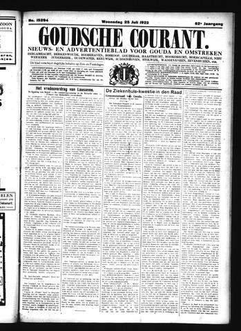 Goudsche Courant 1923-07-25