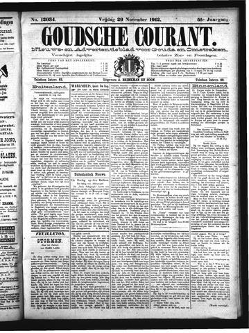 Goudsche Courant 1912-11-29