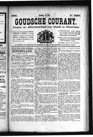 Goudsche Courant 1887-05-22