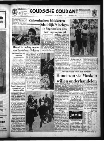 Goudsche Courant 1966-09-09