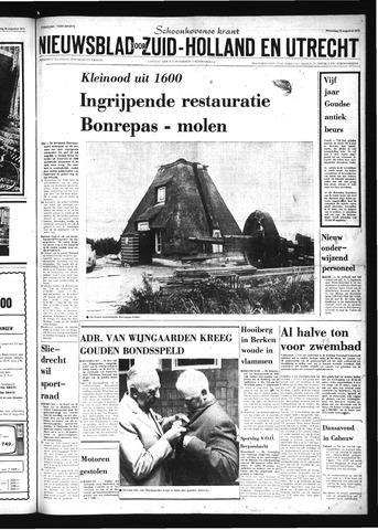 Schoonhovensche Courant 1973-08-22