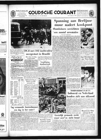 Goudsche Courant 1962-08-21