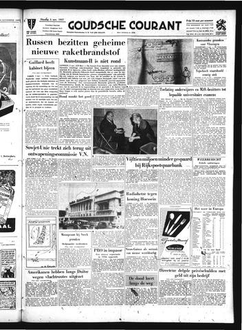 Goudsche Courant 1957-11-05