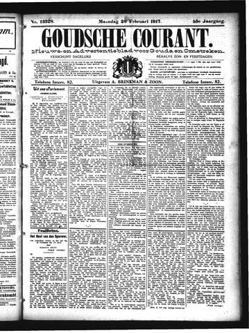 Goudsche Courant 1917-02-26