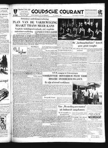 Goudsche Courant 1952-09-03