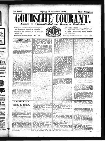 Goudsche Courant 1894-11-16