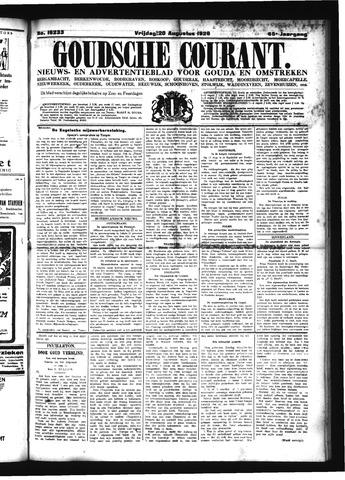 Goudsche Courant 1926-08-20