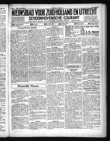 Schoonhovensche Courant 1935-05-15