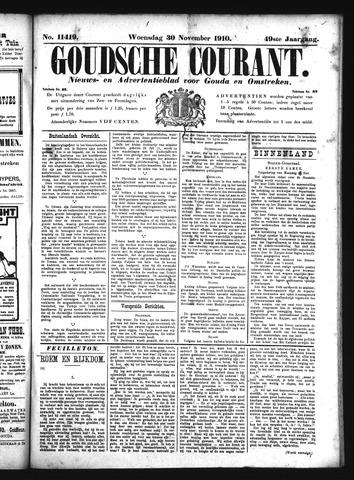 Goudsche Courant 1910-11-30