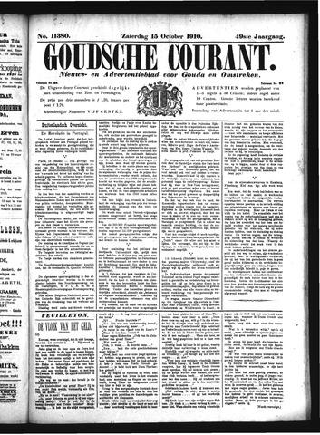 Goudsche Courant 1910-10-15
