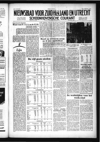 Schoonhovensche Courant 1953-05-29