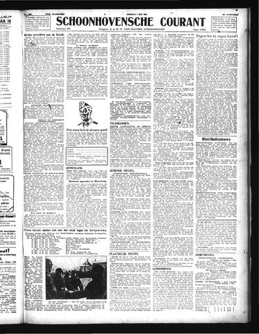 Schoonhovensche Courant 1944-05-09