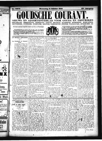 Goudsche Courant 1925-10-14