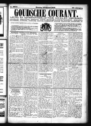 Goudsche Courant 1926-02-09