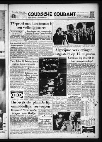 Goudsche Courant 1962-07-11