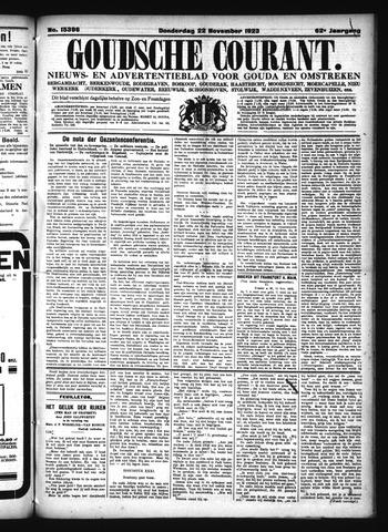 Goudsche Courant 1923-11-22