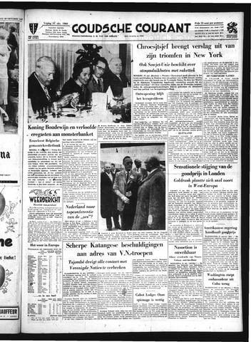 Goudsche Courant 1960-10-21