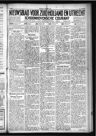 Schoonhovensche Courant 1929-12-09