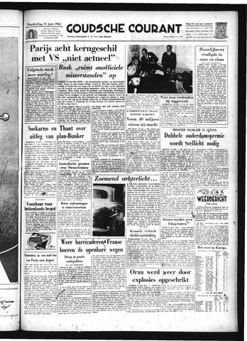 Goudsche Courant 1962-06-21