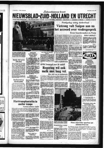 Schoonhovensche Courant 1968-05-06