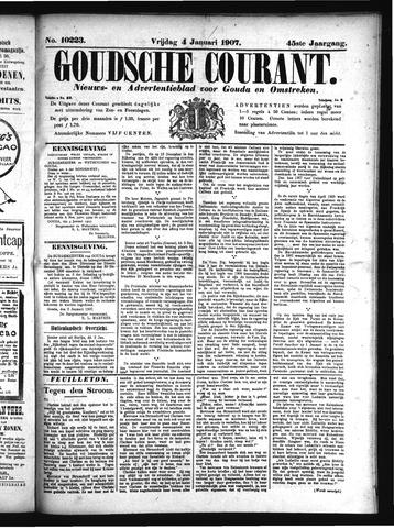 Goudsche Courant 1907-01-04