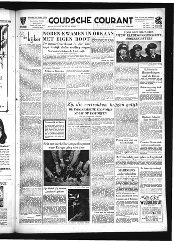 Goudsche Courant 1951-02-24