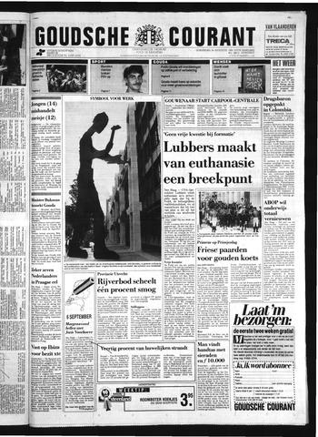 Goudsche Courant 1989-08-24