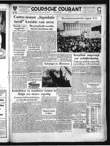 Goudsche Courant 1961-04-20
