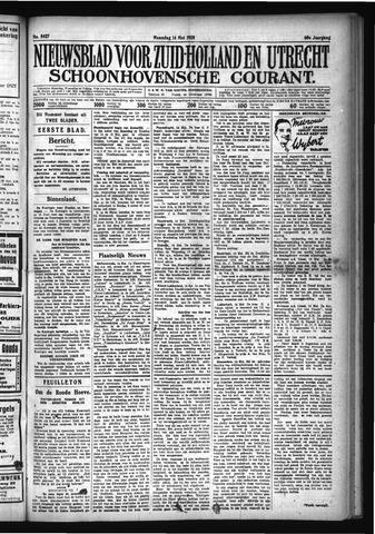 Schoonhovensche Courant 1928-05-14