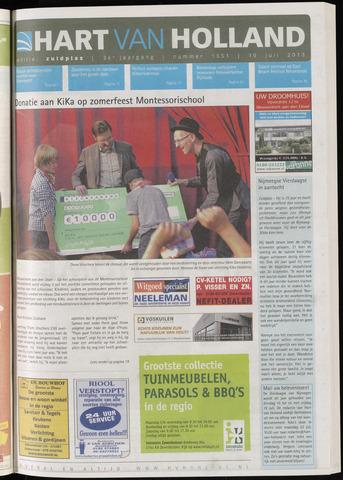 Hart van Holland - Editie Zuidplas 2013-07-10
