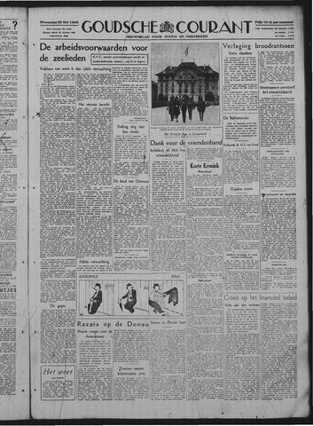 Goudsche Courant 1946-05-22