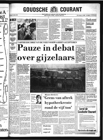 Goudsche Courant 1980-10-27