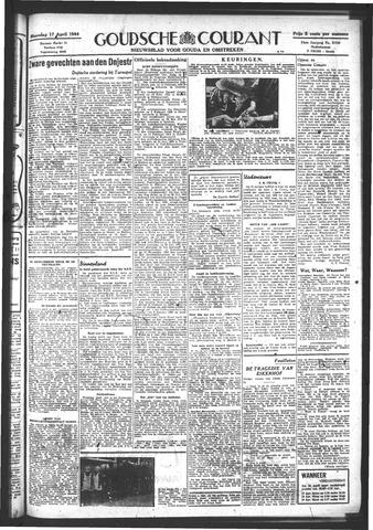 Goudsche Courant 1944-04-17