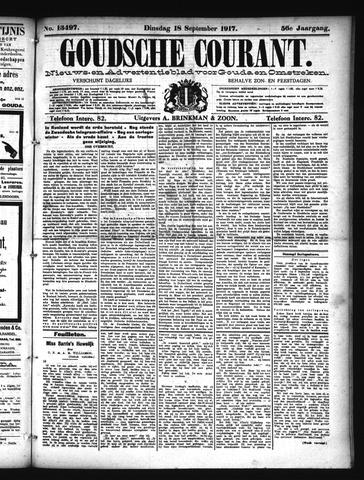 Goudsche Courant 1917-09-18