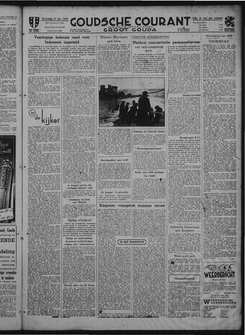 Goudsche Courant 1948-01-14