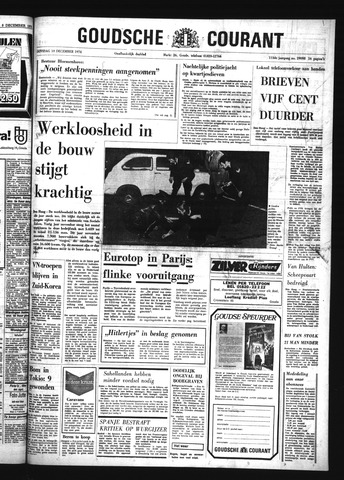 Goudsche Courant 1974-12-10