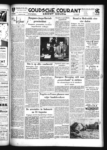 Goudsche Courant 1949-10-31