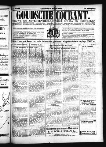 Goudsche Courant 1933-03-18