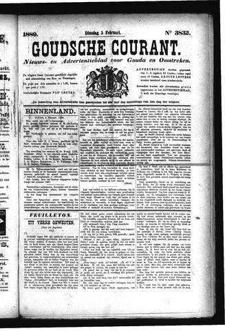 Goudsche Courant 1889-02-05